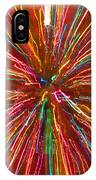 Colorful Abstract Photography IPhone Case