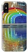 Colorful Bandshell IPhone Case