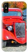 Colorful Car Show IPhone Case