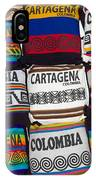 Colorful Cartagena IPhone Case