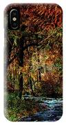 Colorful Creek IPhone Case