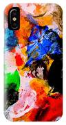 Colorful Expression 13 IPhone Case