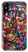 Colorful Expression-7 IPhone Case