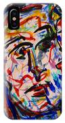 Colorful Expression-8 IPhone Case