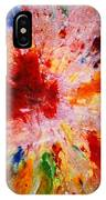 Colorful Expression-9 IPhone Case