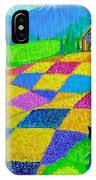 Colorful Fields IPhone Case