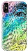 Colorful Franklin IPhone Case