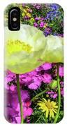 Colorful Garden II IPhone Case