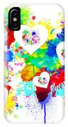 Colorful Love IPhone Case