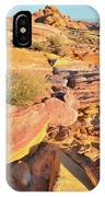 Colorful Morning At Valley Of Fire IPhone Case