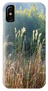 Colorful Morning Marsh IPhone Case