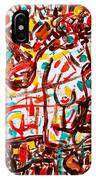 Colorful Nude 1 IPhone Case