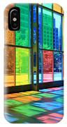Colorful Palais Des Congres Montreal Canada IPhone Case