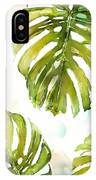 Colorful Palm IPhone Case