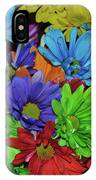 Colorful Petals IPhone Case