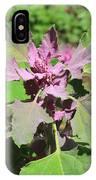 Colorful Plants IPhone Case