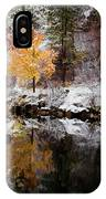 Colorful Pond IPhone Case