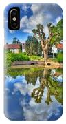 Colorful Reflections IPhone Case