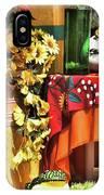 Colorful Restaurant Bucerias IPhone Case