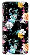 Colorful Roses IPhone Case