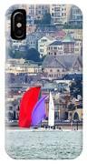 Colorful Sails IPhone Case
