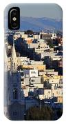 Colorful San Francisco IPhone Case