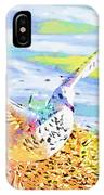 Colorful Seagull IPhone Case