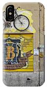 Colorful Signage In Palma Majorca Spain IPhone Case