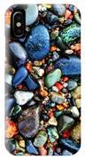 Colorful Stones I IPhone Case