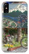 Colorful Talkeetna IPhone Case