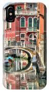 Colorful Venice  IPhone Case