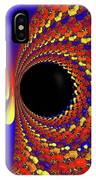 Colorful Vortex IPhone Case