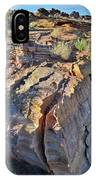 Colorful Wave Of Sandstone In Valley Of Fire State Park IPhone Case