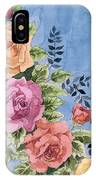 Colorfull Roses IPhone Case
