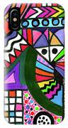 Colors Gone Wild IPhone X Case