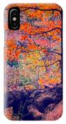 Colors In Nature  IPhone Case