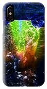 Colorscope Collage In Water IPhone Case