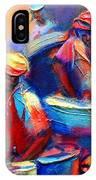 Colour Pan IPhone Case