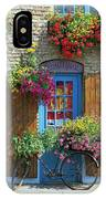Colourful Boutique,france. IPhone Case