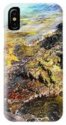 Colourful Sea Life - Fishers Point IPhone Case