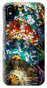 Colourful Umbrellas Bangkok Thailand IPhone Case