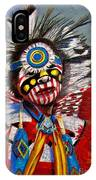 Comanche Dance IPhone Case