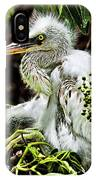 Come On Feathers IPhone Case