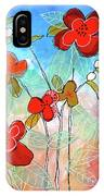 Comes The Fall IPhone Case
