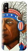 Commander And Chief IPhone Case