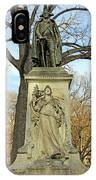Commodore John Barry Monument IPhone Case
