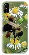 Common Eastern Bumblebee  IPhone Case