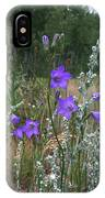 Common Harebell IPhone Case