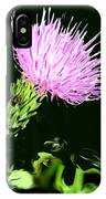 Common Weed IPhone Case