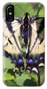 Common Yellow Swallowtail IPhone Case